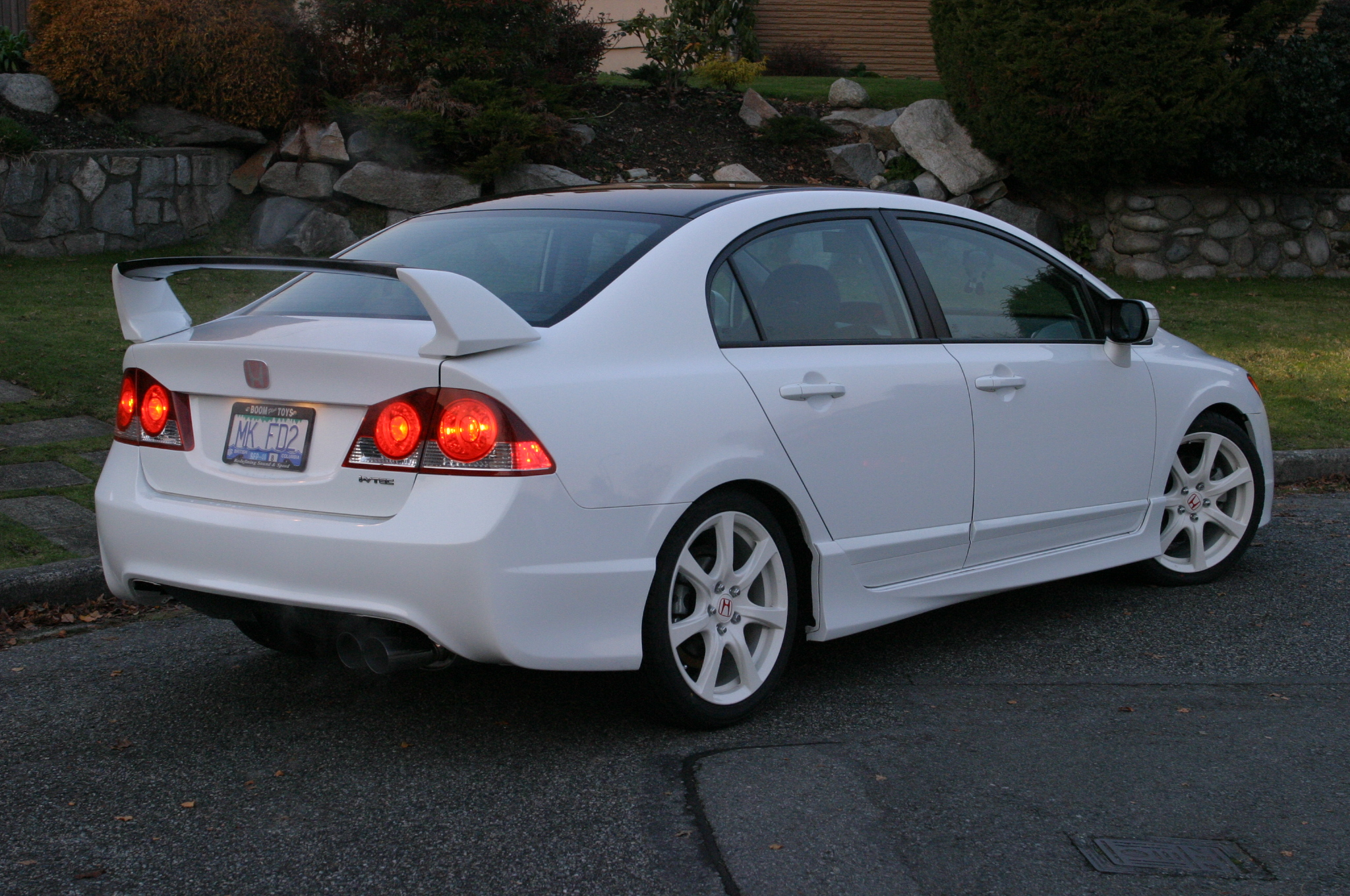 Pictures of acura csx 2011