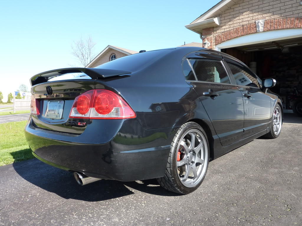 Pictures of acura csx #11