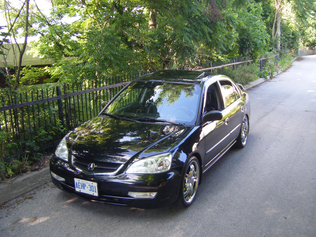 Pictures of acura el 2001 #7