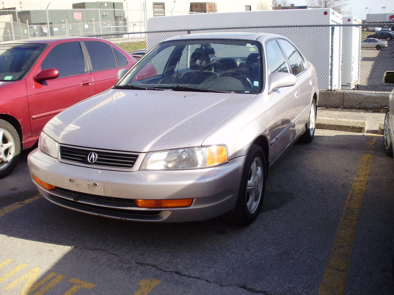 Pictures of acura el #12
