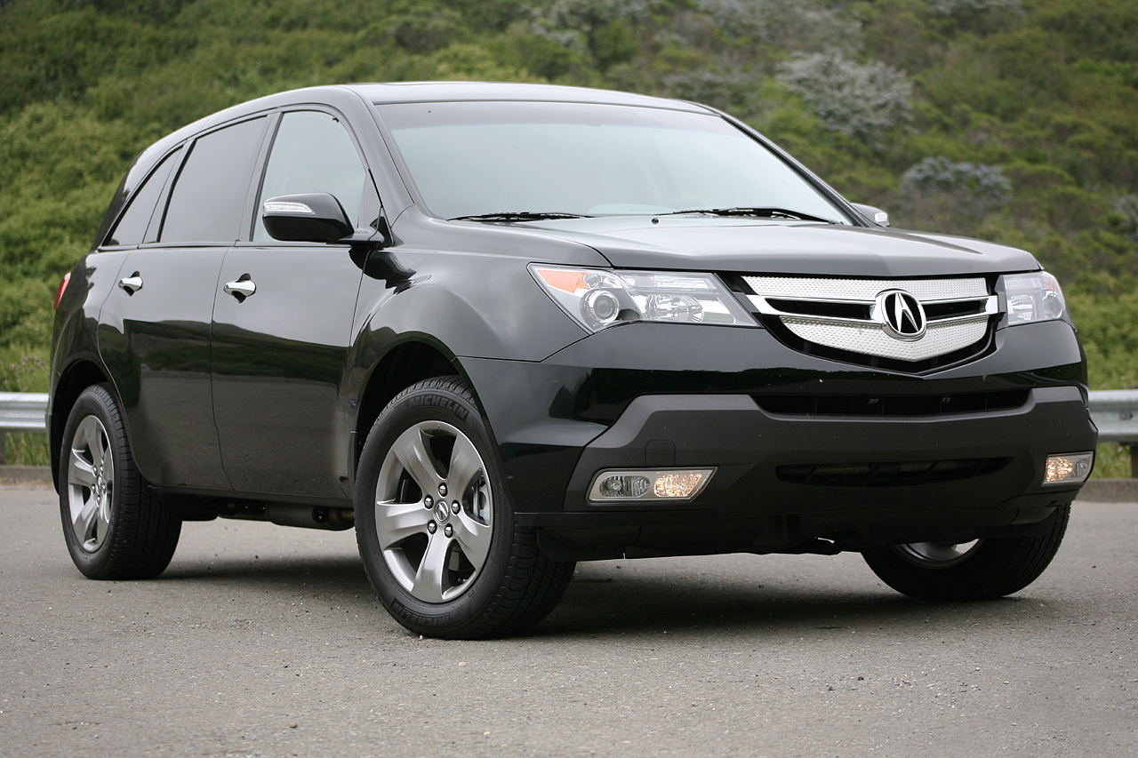 Pictures of acura mdx