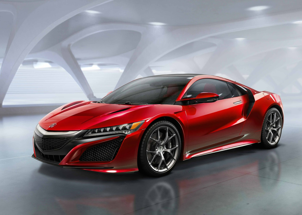 Pictures of acura nsx #2