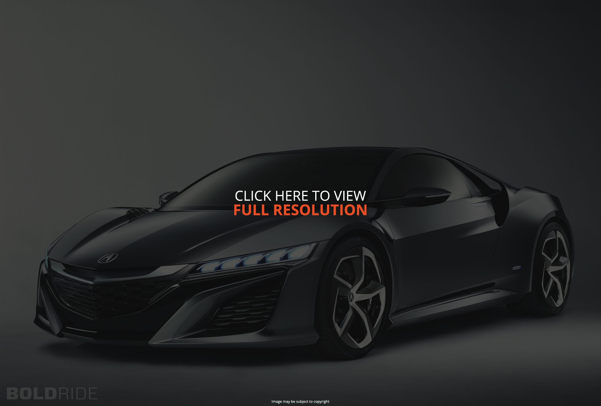 Pictures of acura nsx #10