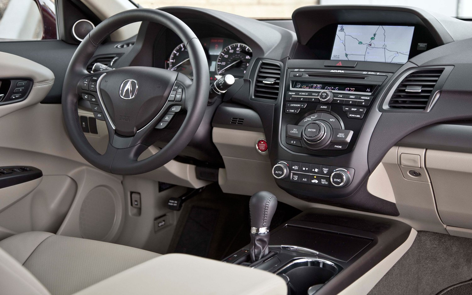 Pictures of acura rdx