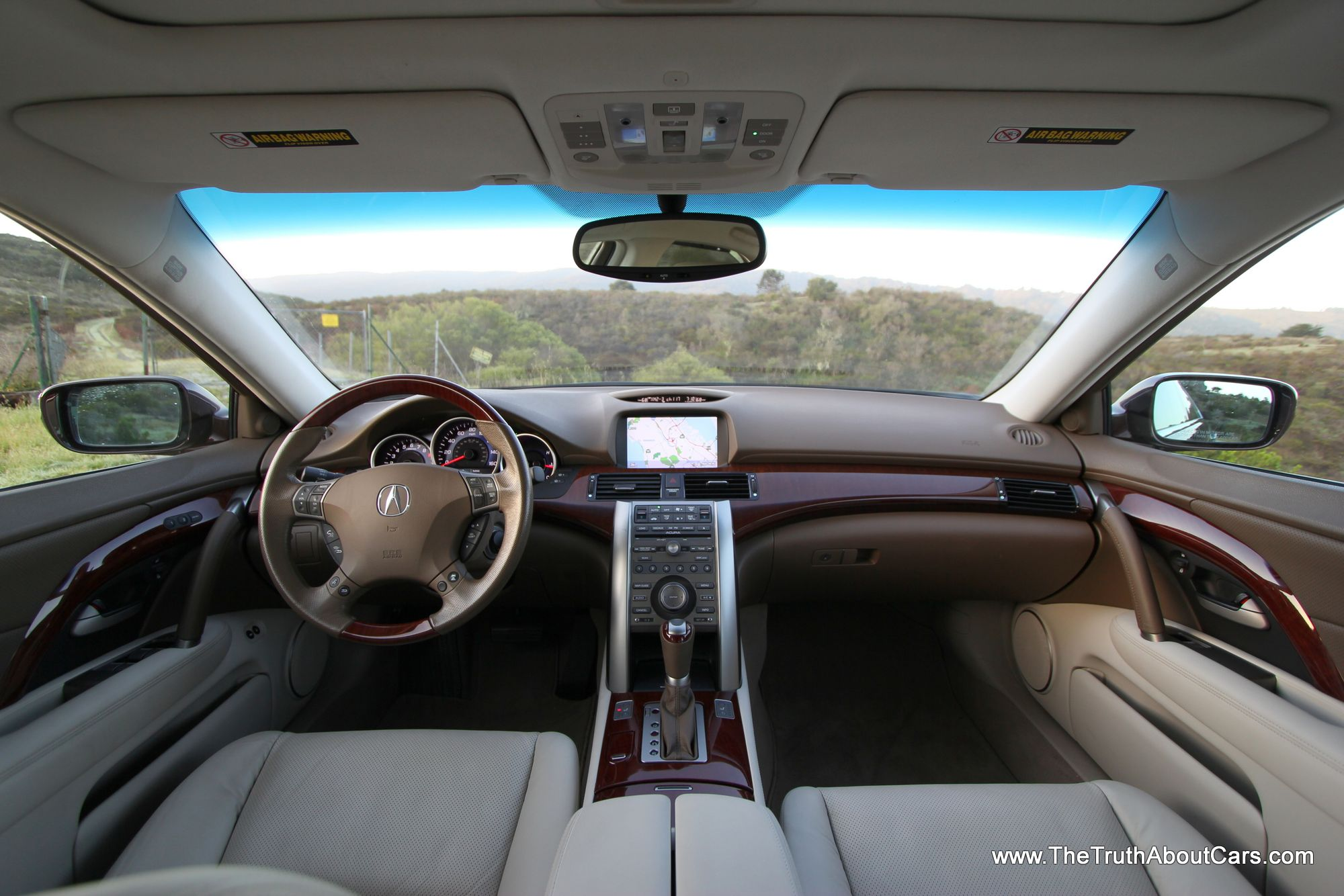 Pictures of acura rl iii 2012