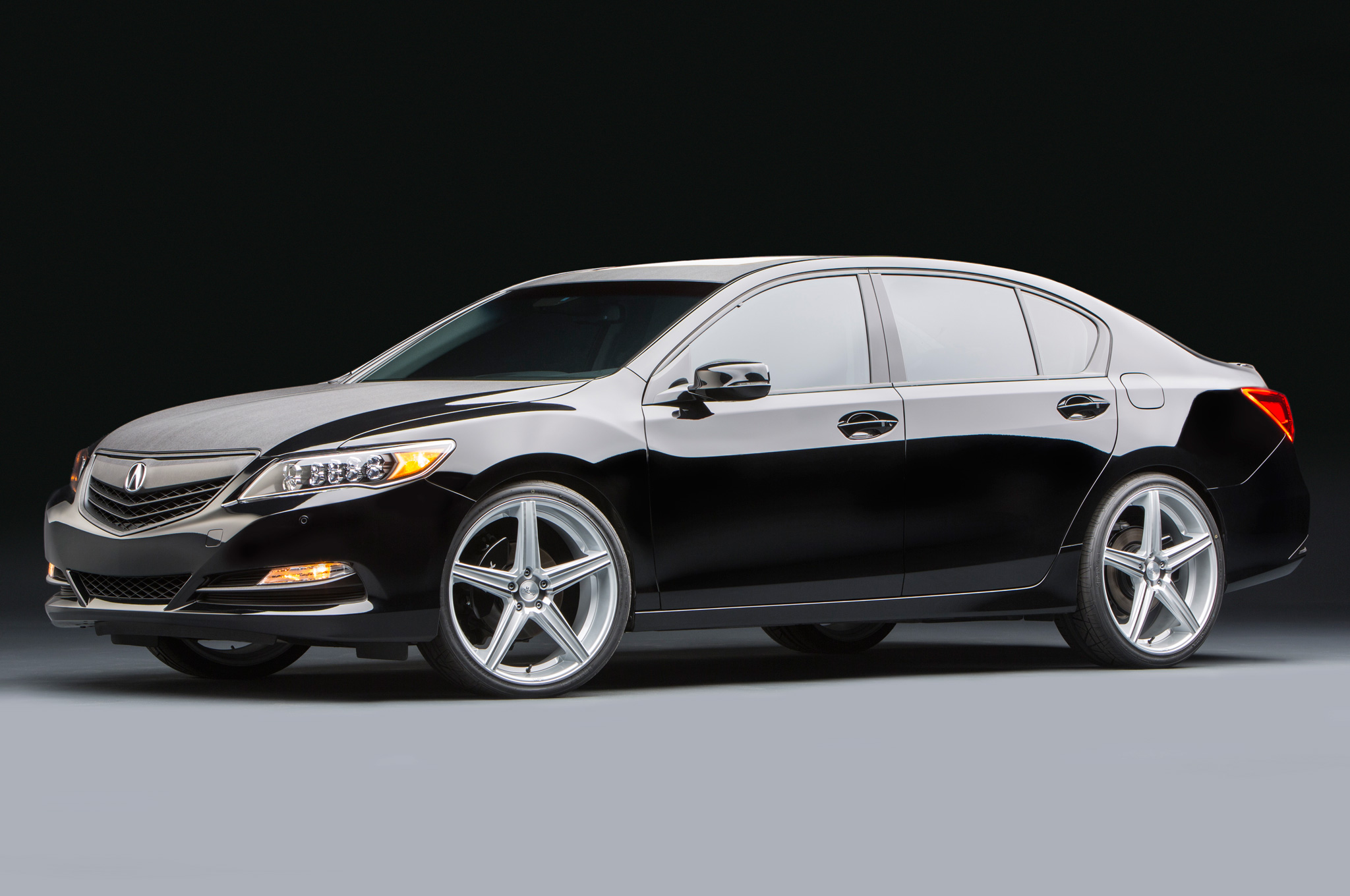 Pictures of acura rlx #5