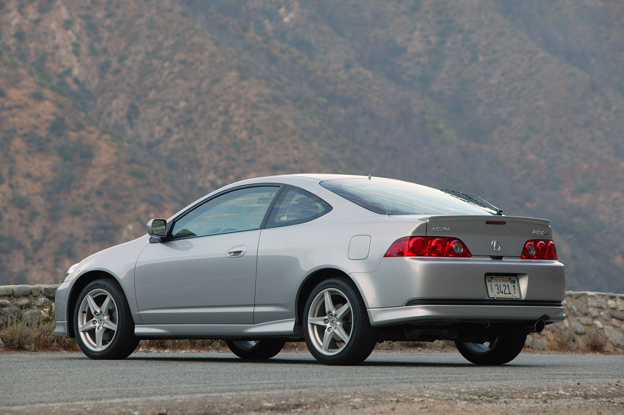 Pictures of acura rsx #2