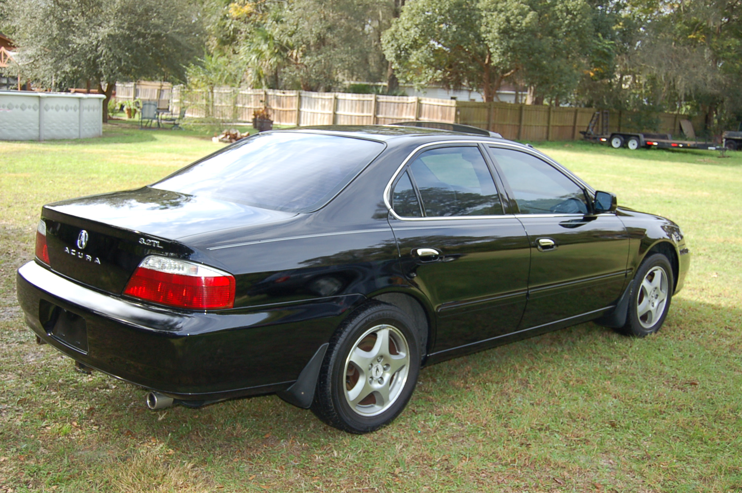 2003 acura tl ii pictures information and specs auto. Black Bedroom Furniture Sets. Home Design Ideas