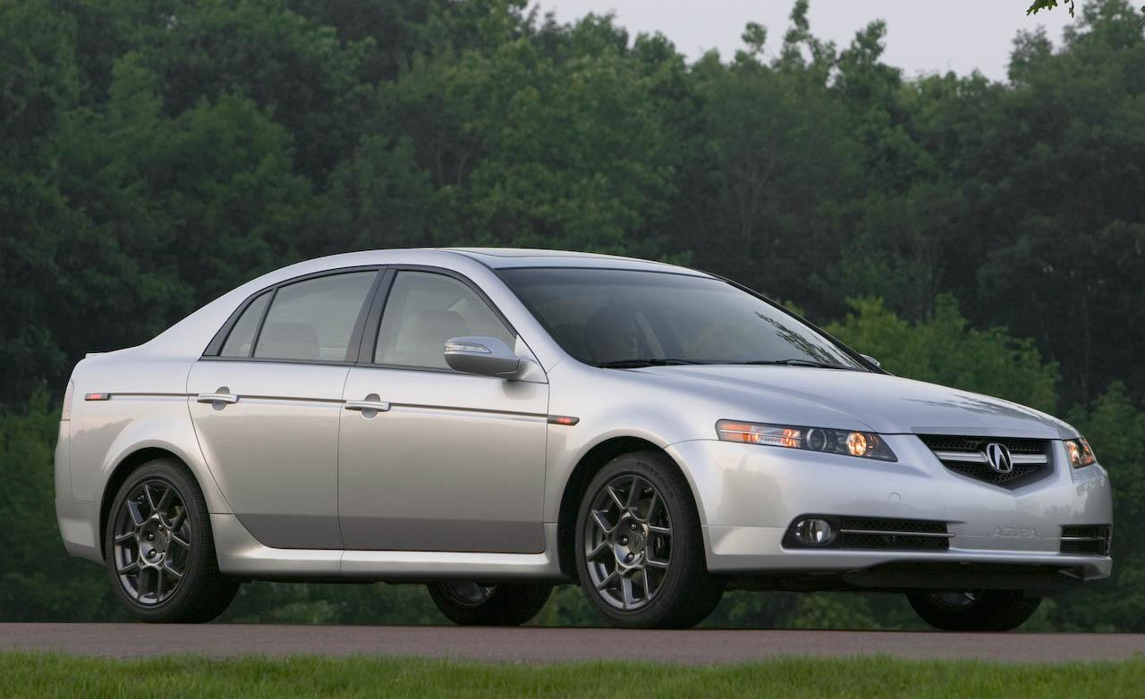 Pictures of acura tl iv 2008 #3