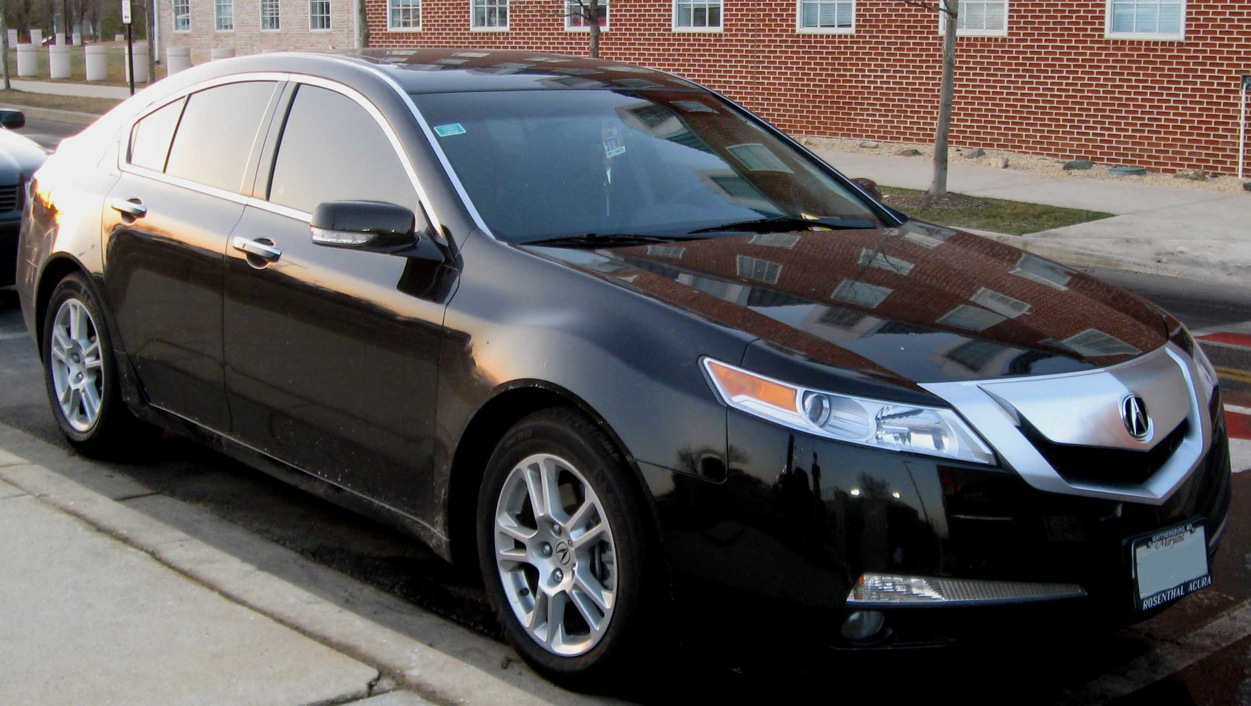 Pictures of acura tl iv 2009