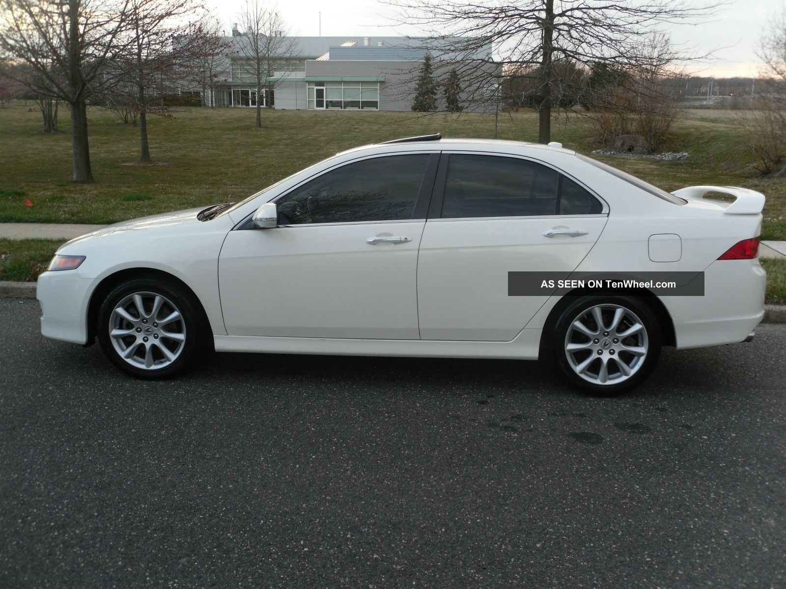 Pictures of acura tsx 2007