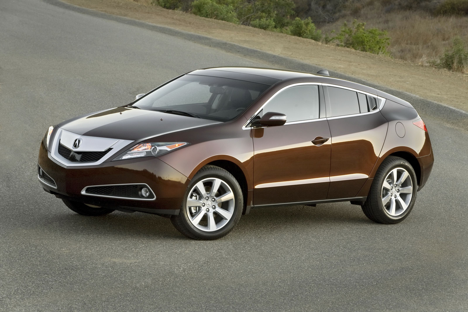 Pictures of acura zdx