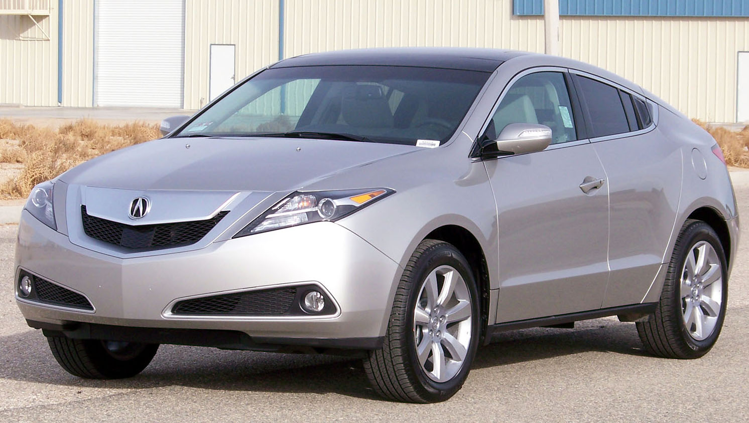 Pictures of acura zdx #10
