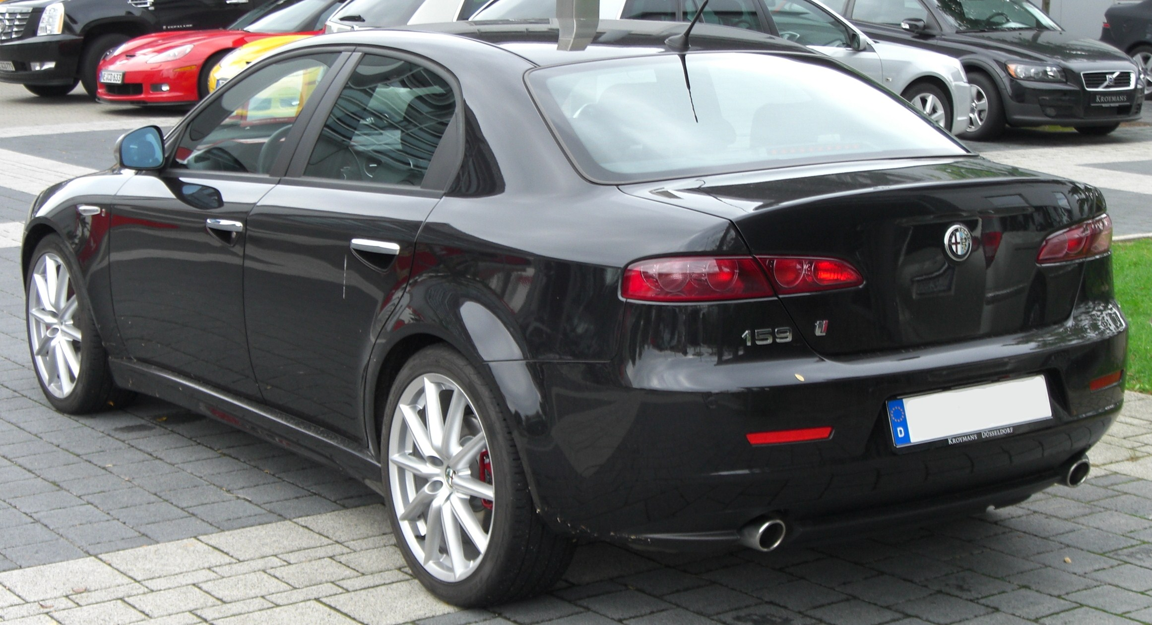 Pictures of alfa romeo 159 2013 #12