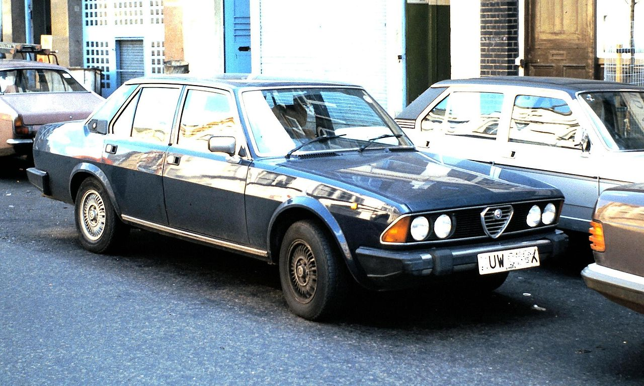 Pictures of alfa romeo 6