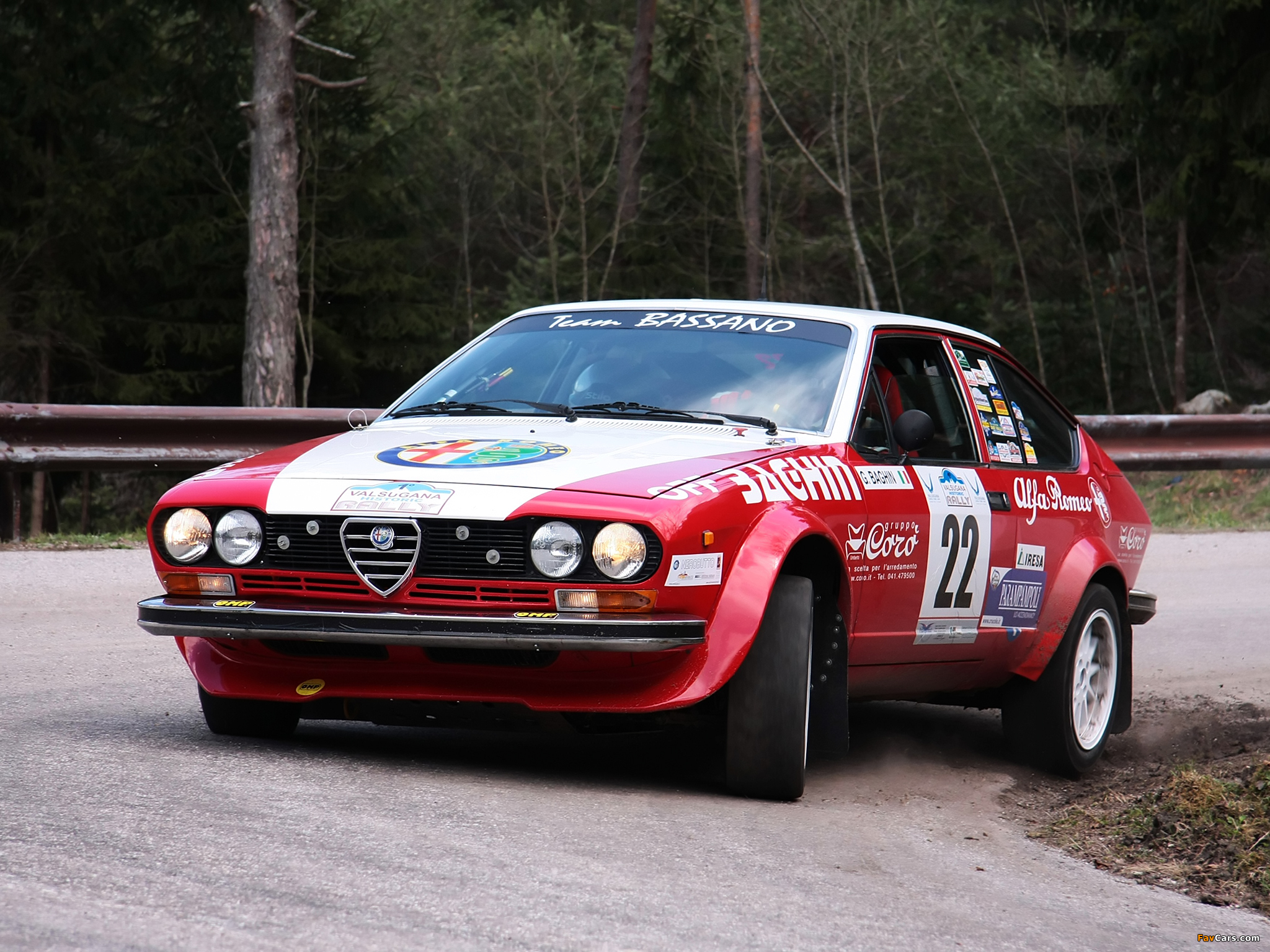 Pictures of alfa romeo alfetta #11