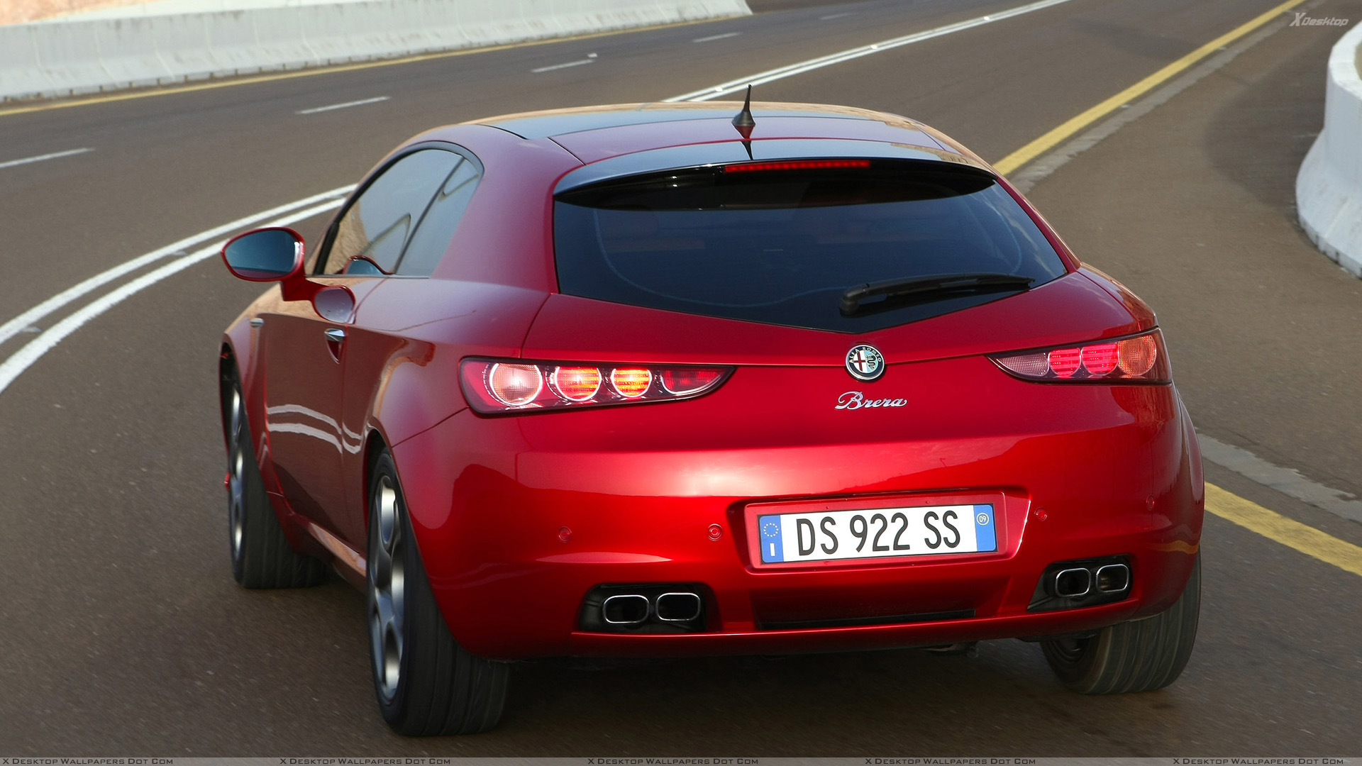 Pictures of alfa romeo brera 2009 #8