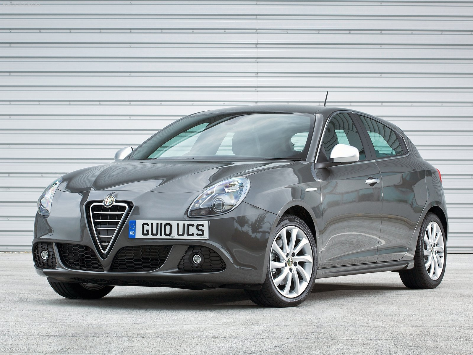 Pictures of alfa romeo giulietta #8