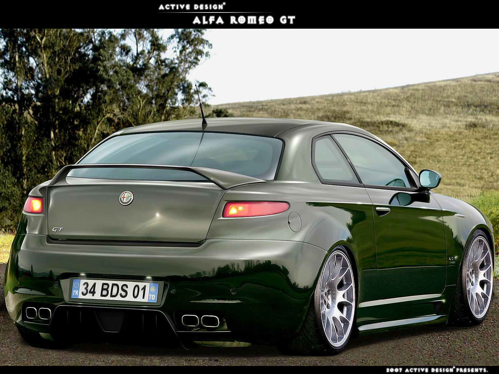 Pictures of alfa romeo gt