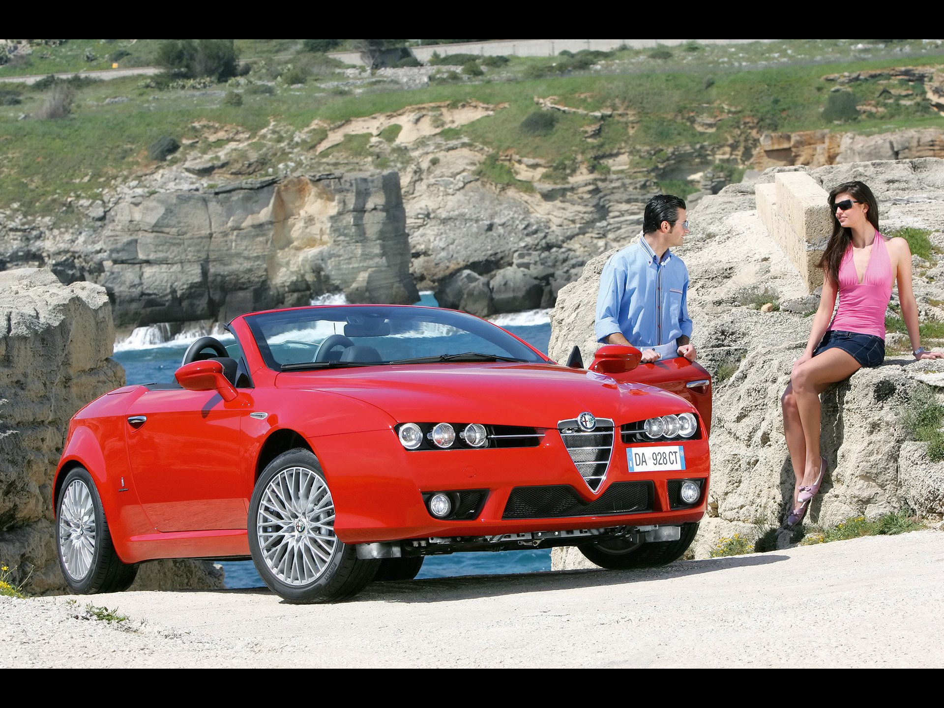 Pictures of alfa romeo spider 2007 #5