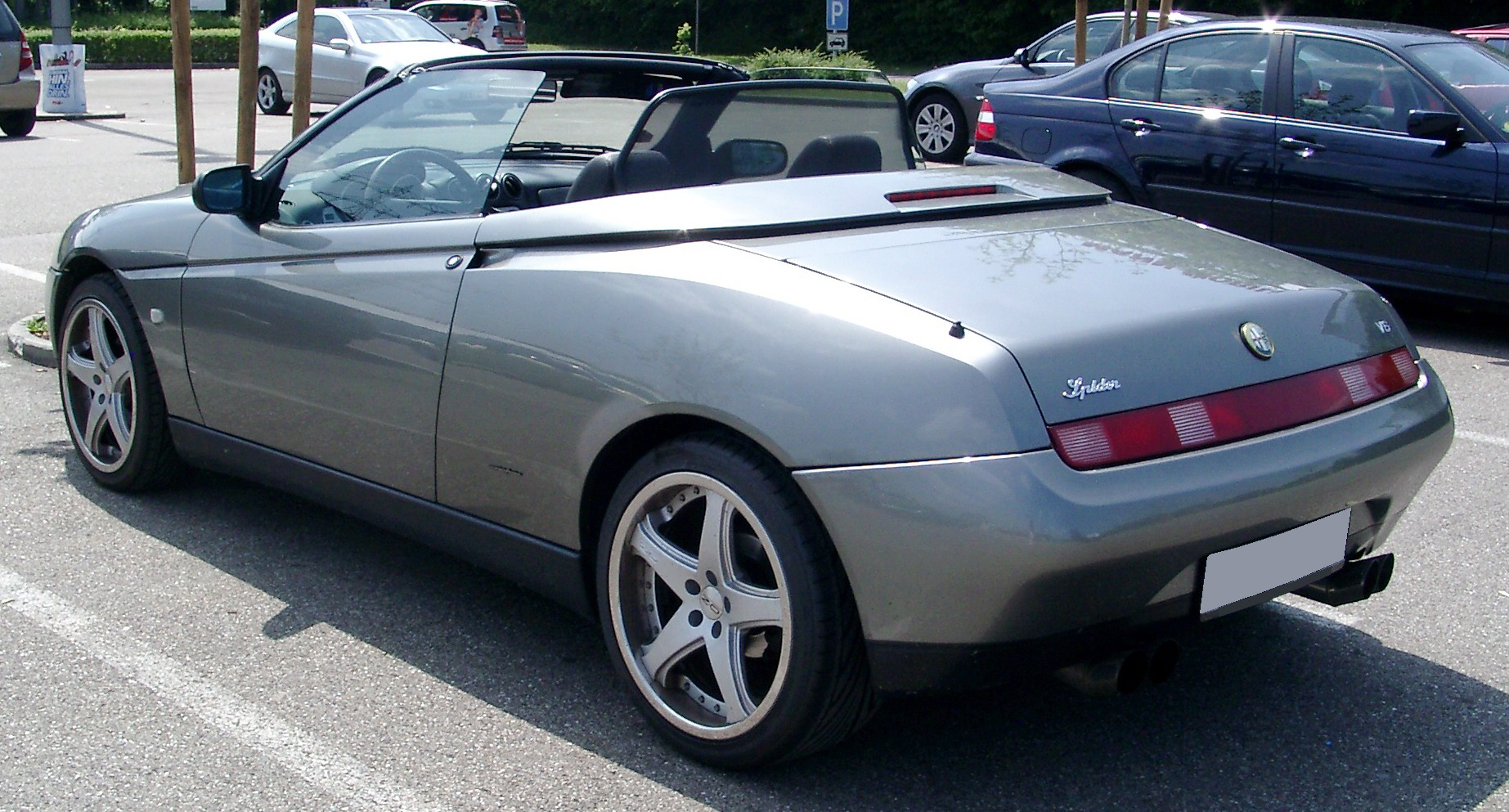 2000 alfa romeo spider (916) \u2013 pictures, information and specspictures of alfa romeo spider (916) 2000 3