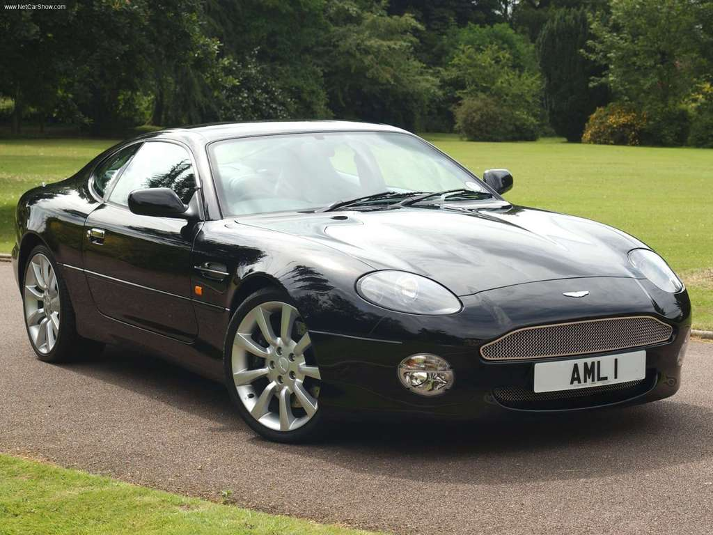 Pictures of aston martin db7 gt 2011