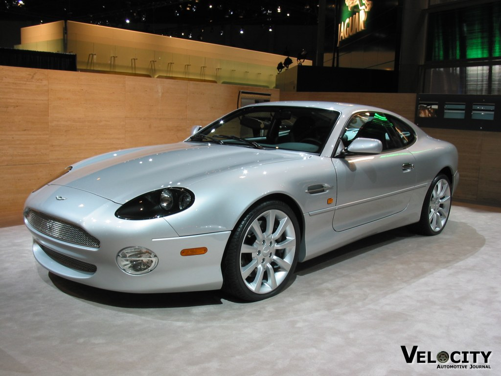 2013 Aston Martin Db7 Vantage Pictures Information And Specs