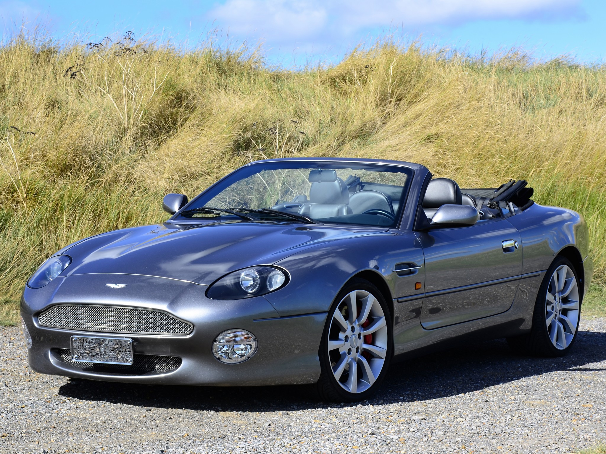Pictures of aston martin db7 zagato 2010