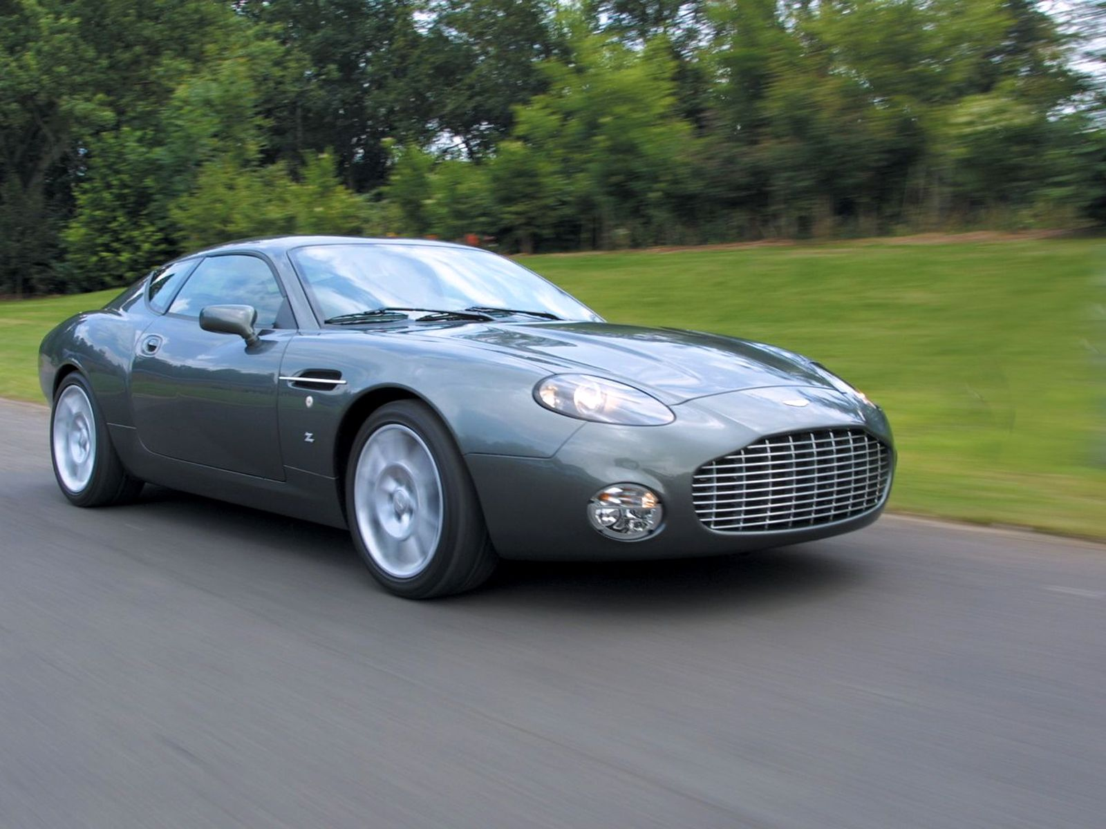 Pictures of aston martin db7 zagato 2014 #2