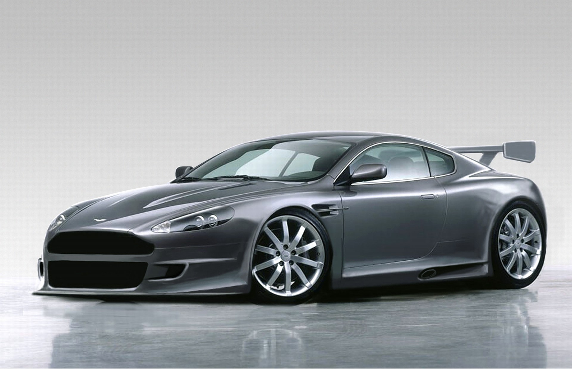 Pictures of aston martin db9