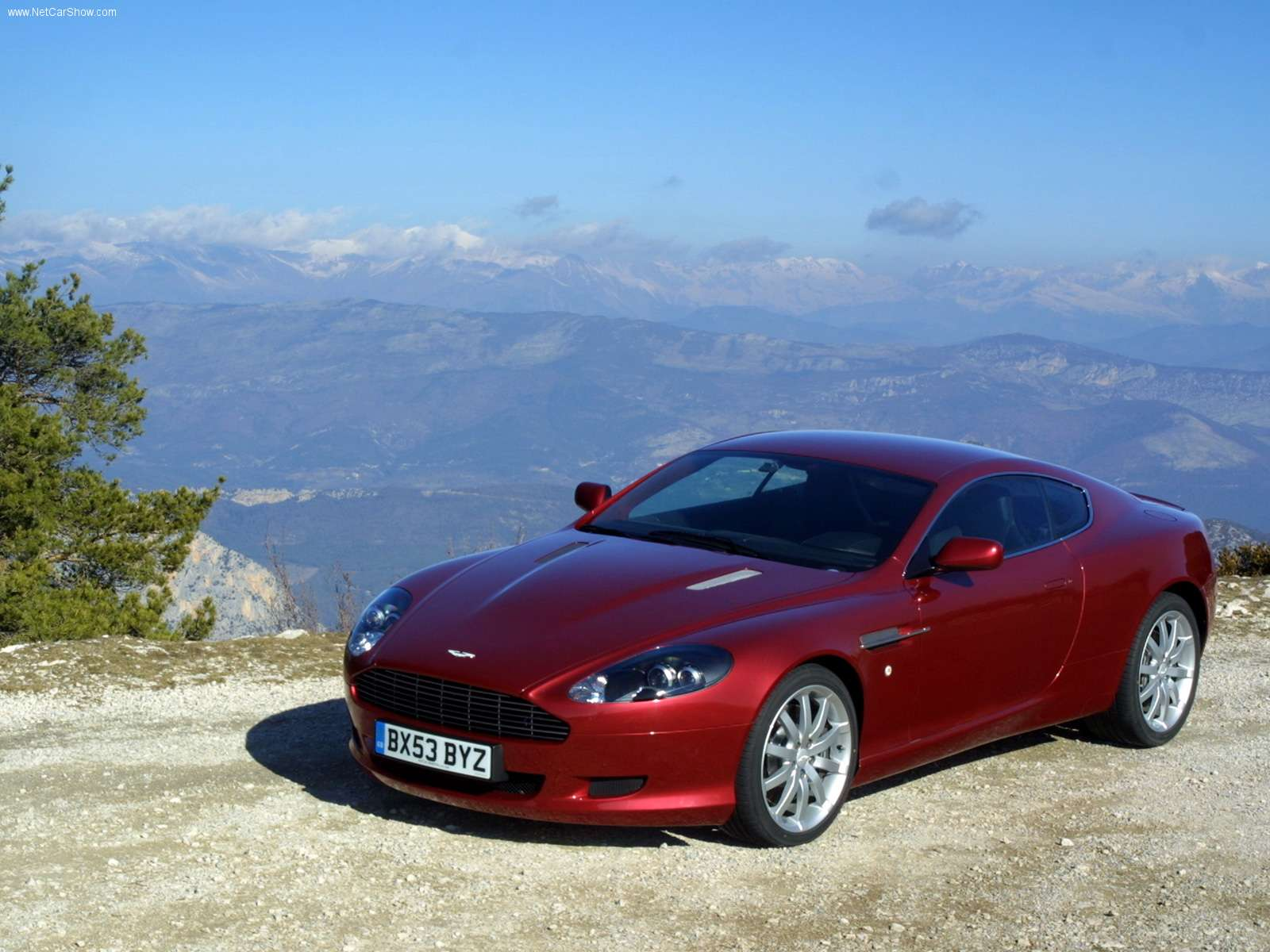 Pictures of aston martin db9 coupe 2003 #11