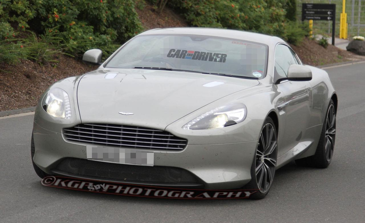 Pictures of aston martin db9 coupe 2013