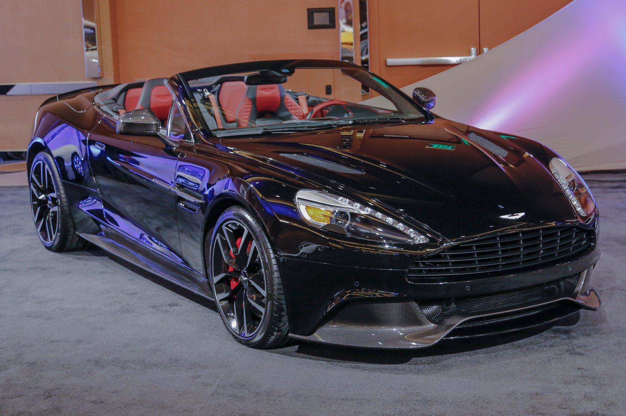 2015 Aston Martin Db9 Coupe Pictures Information And Specs Auto