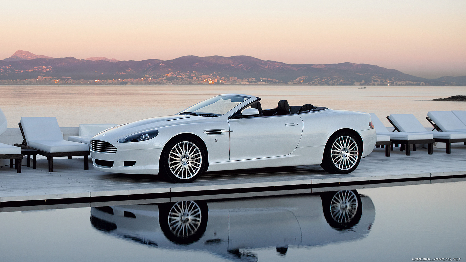 Pictures of aston martin db9 voltane 2008