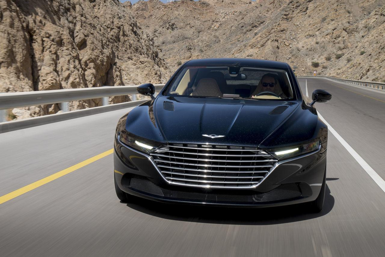 Pictures of aston martin lagonda #10