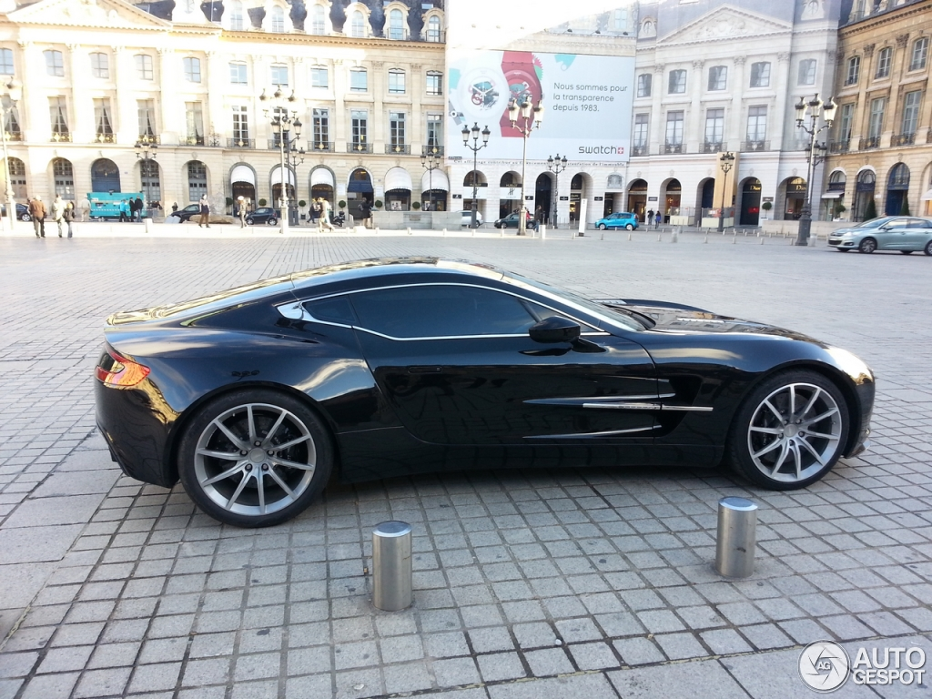 2013 Aston Martin One 77 Pictures Information And Specs Auto