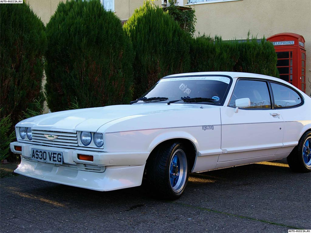 Pictures of aston martin tickford capri