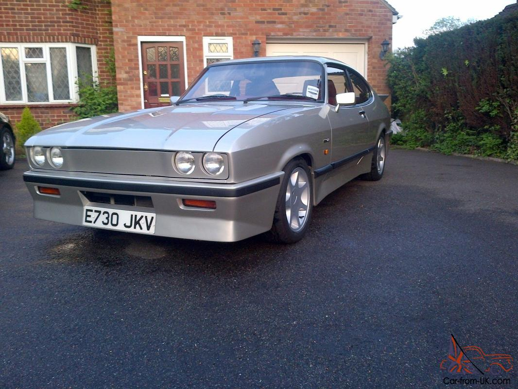 Pictures of aston martin tickford capri #9