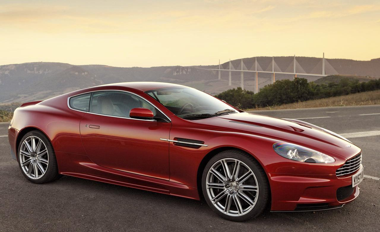 Pictures of aston martin virage vantage 2008