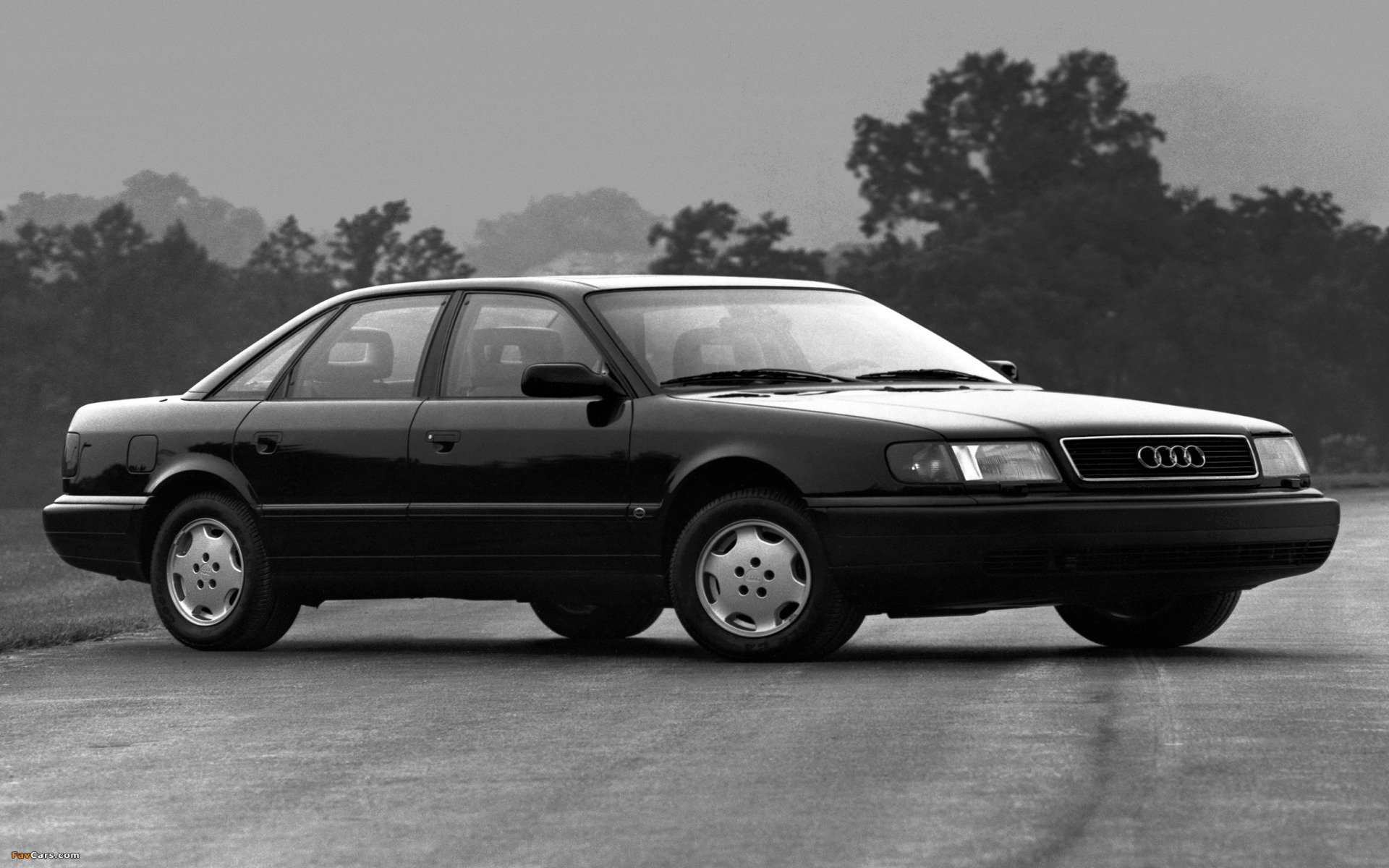 Pictures of audi 100 (4a,c4) 1990 #8