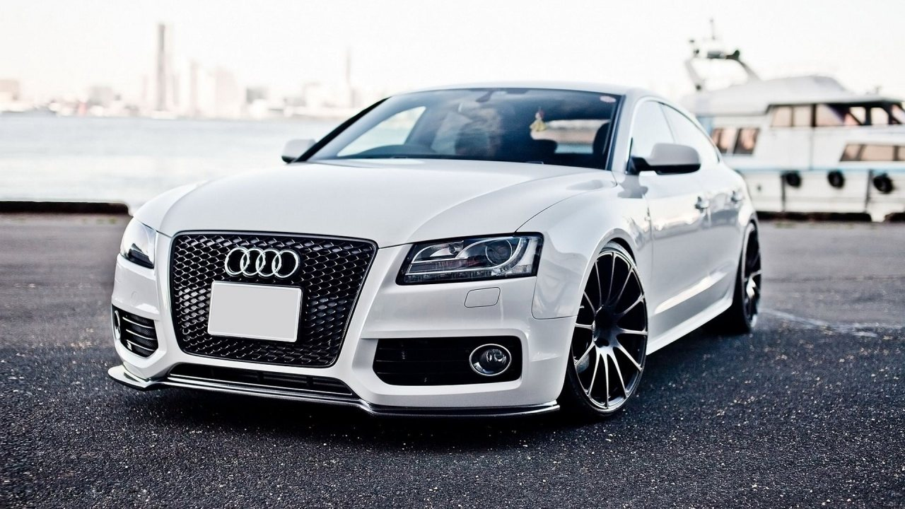Pictures of audi