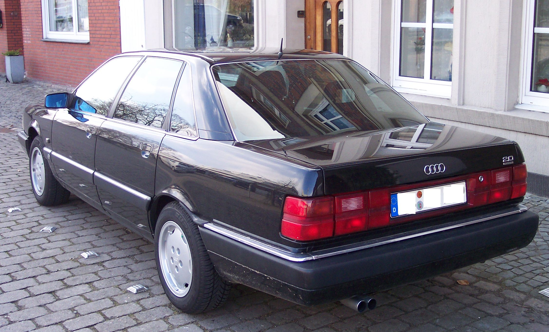 Pictures of audi 200 #3