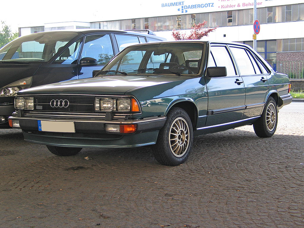 Pictures of audi 200 #11