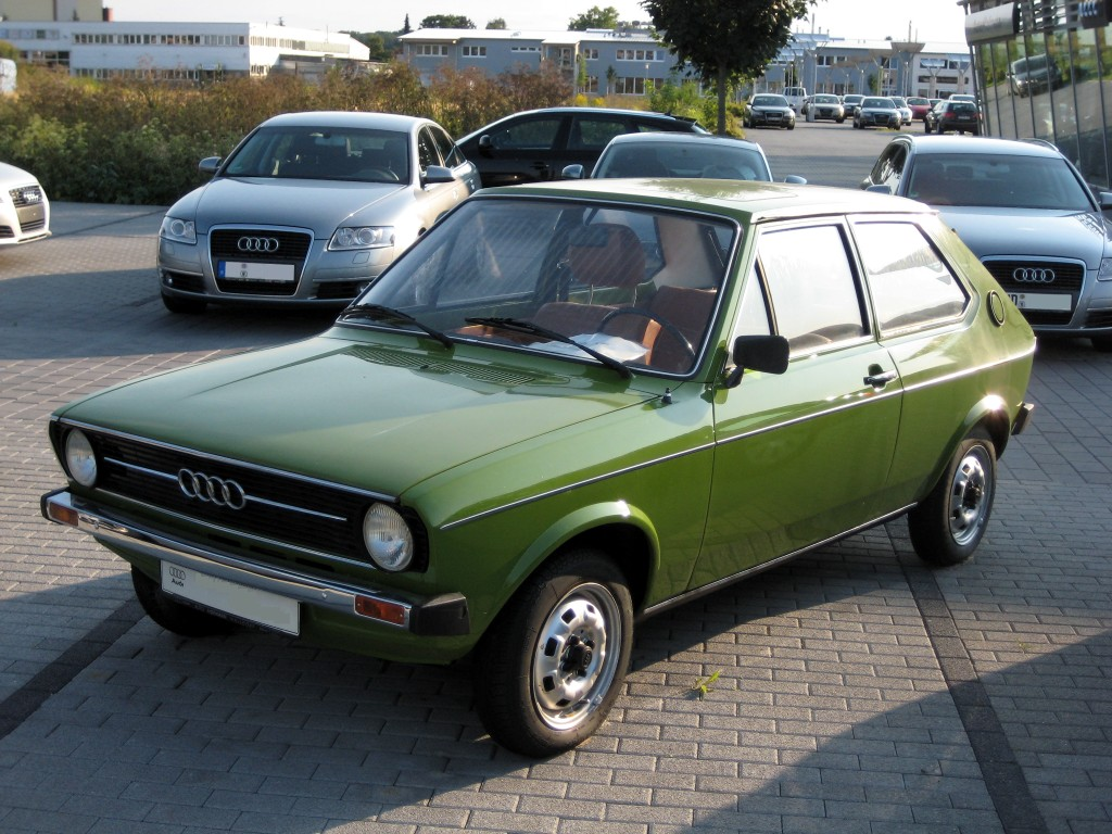 Pictures of audi 50