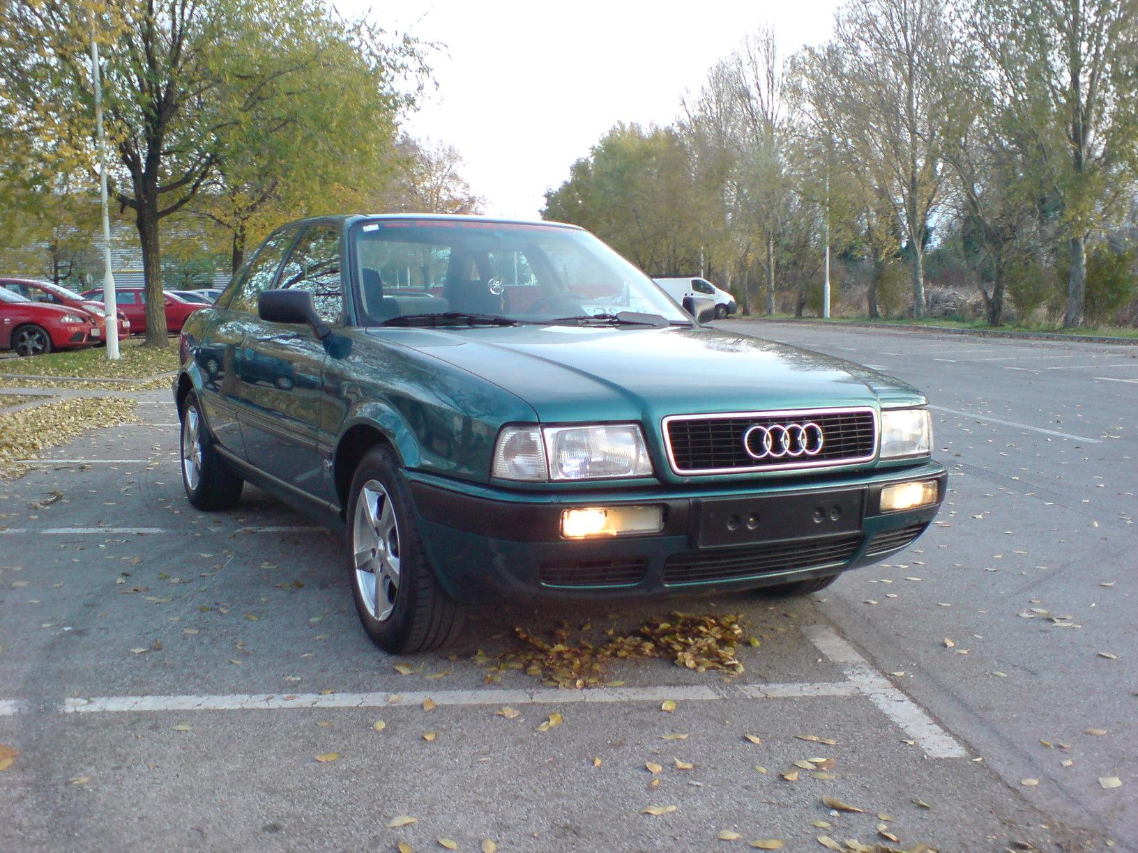 1993 audi 80 b4 pictures information and specs auto. Black Bedroom Furniture Sets. Home Design Ideas