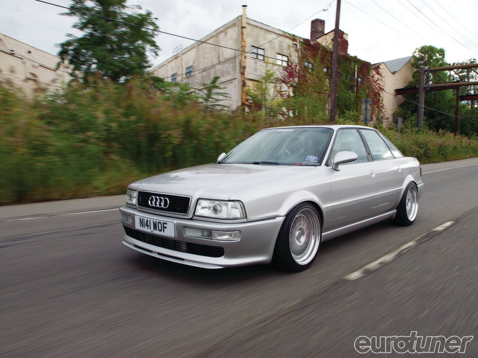 Pictures of audi 90