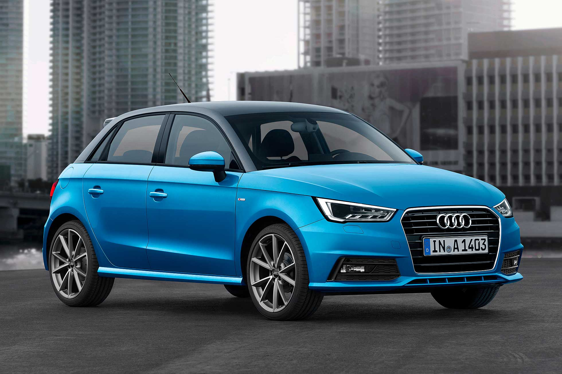 Pictures of audi a1 #10
