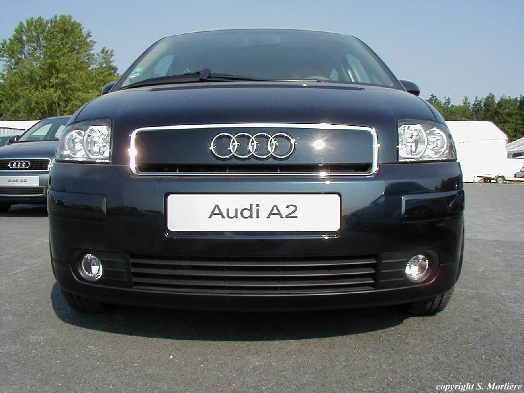 Pictures of audi a2 8z 2001 auto for A 2 z motors