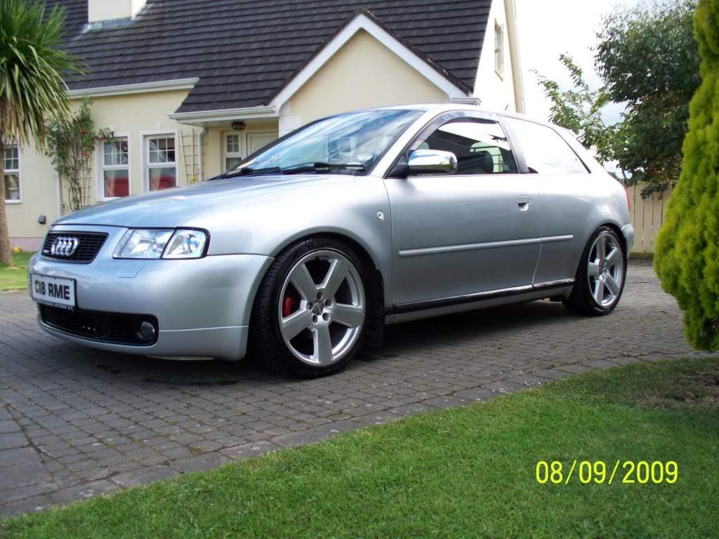 Pictures of audi a3 (8l) 1999