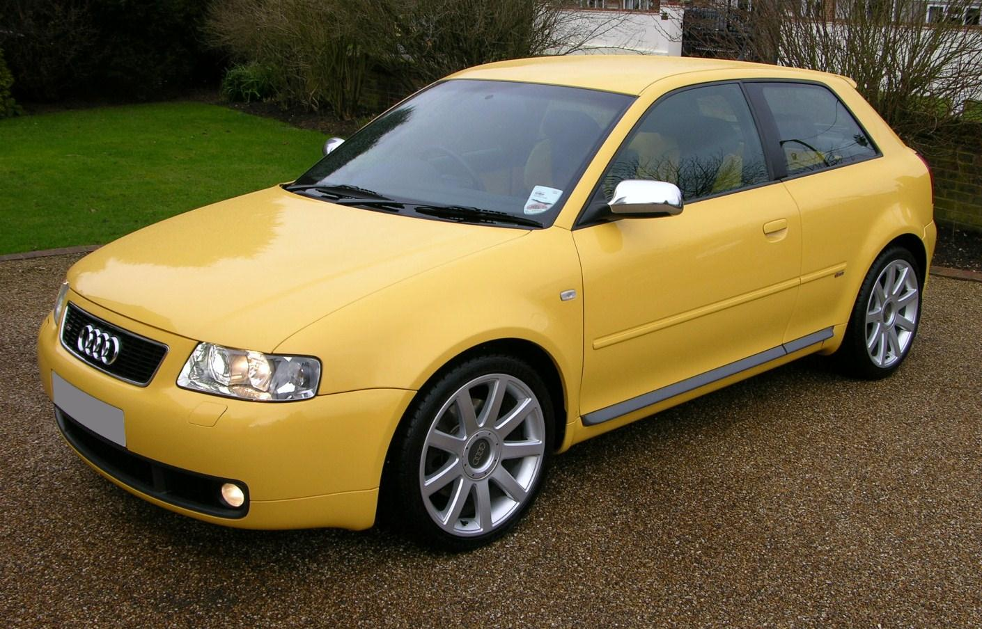 2001 audi a3 8l pictures information and specs auto. Black Bedroom Furniture Sets. Home Design Ideas